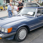 1986 Mercedes Benz 560 SL