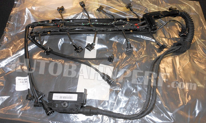mercedes sl600 replacement wiring harness oem replacement wiring harness
