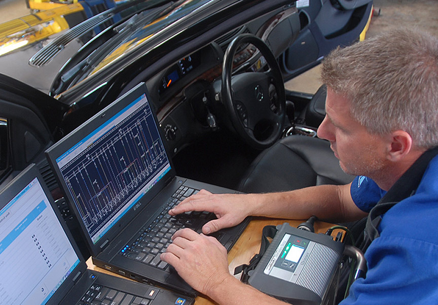 Diagnostic services autobahn performance for Mercedes benz computer diagnostic tool