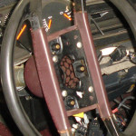 Porsche 944 Steering Wheel Restoration