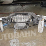 BMW M3 Rear Suspension Assembly