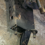 1981 VW Rabbit Clutch Brake Shaft
