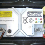 BMW Battery Registration