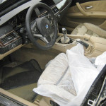 Flooded Interior BMW 328