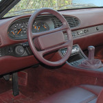 Porsche 944 Dashboard Restored