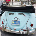 1960 Volkwagen Bug Convertible