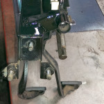 VW Rabbit Clutch Brake Peddles