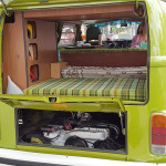 1976 Type 2 Westfalia Campmobile